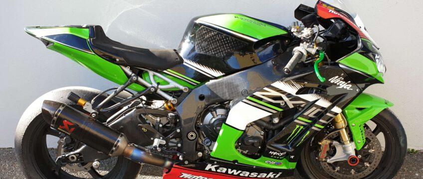 Préparation moteur ZX-10R KAWASAKI