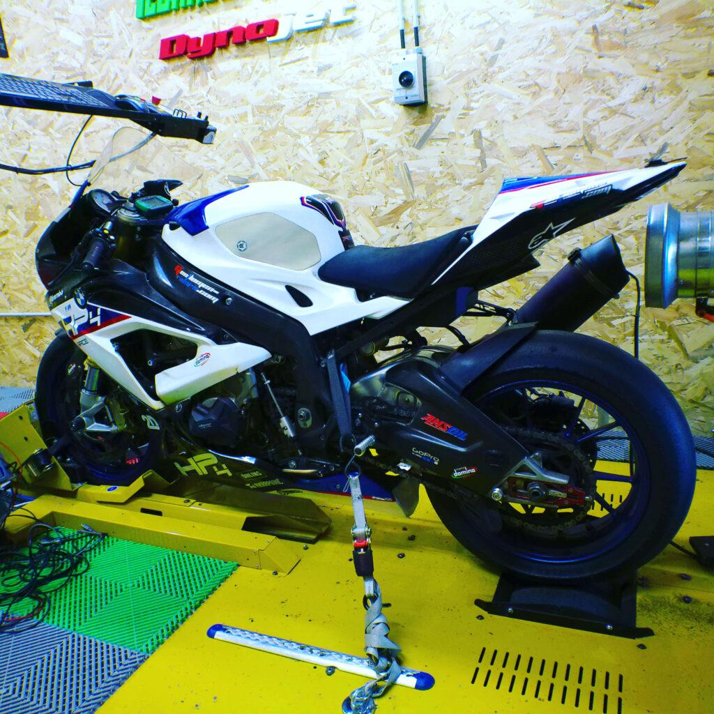 Reprogrammation moteur BMW S1000RR RCK3