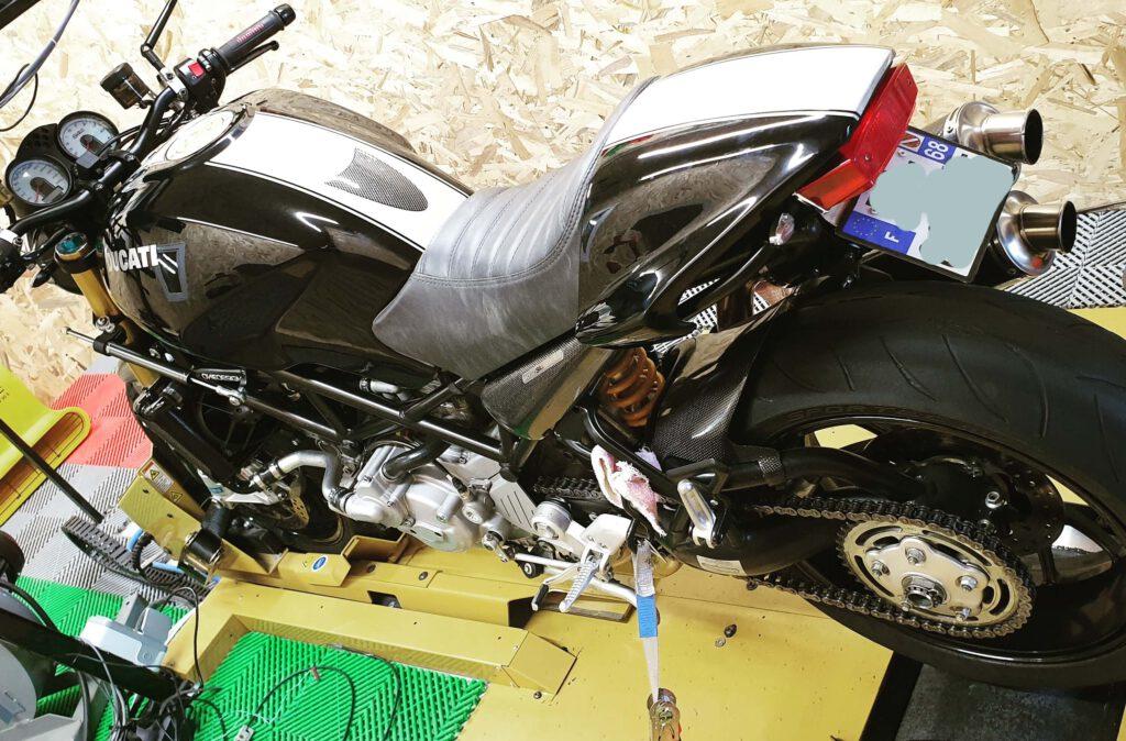 Reprogrammation Ducati 998 S4R
