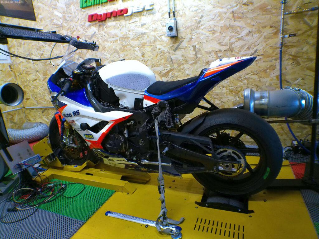 Reprogrammation BMW S1000RR 2020