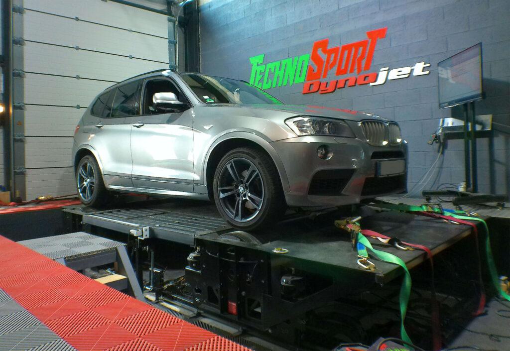 Reprogrammation BMW X3