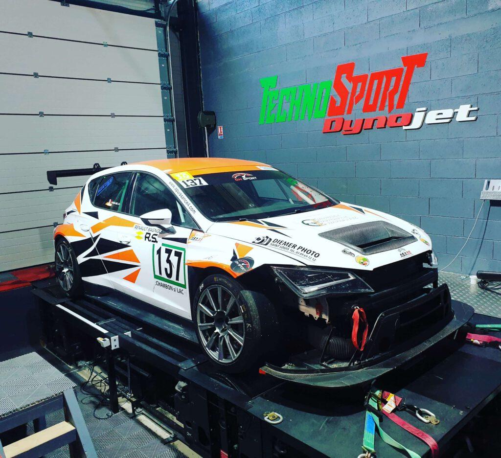 seat leon cup racer Reprogrammation moteur